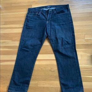 Men's Lucky brand jeans 121 heritage slim